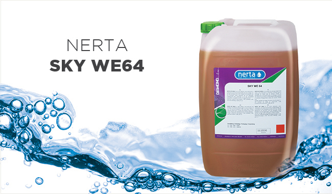 Nerta SKY WE 64 - Car and truck wash