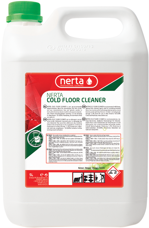 COLD FLOOR CLEANER