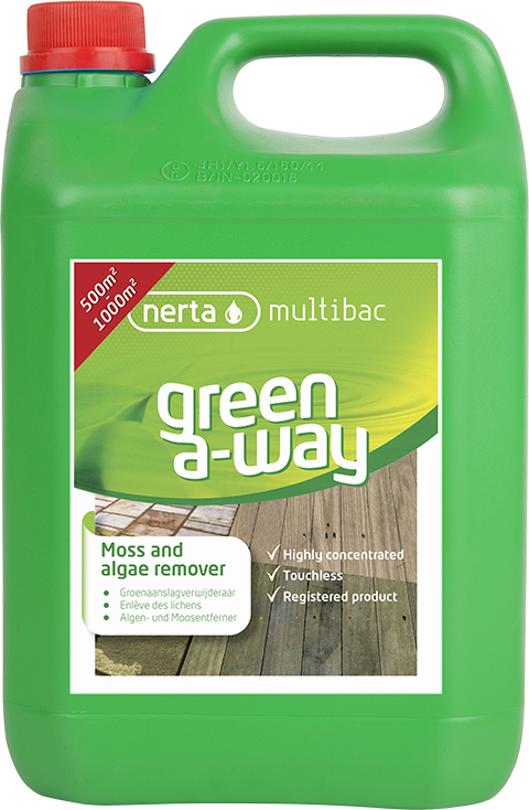 MULTIBAC GREEN-A-WAY